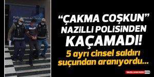 Nazilli'de suç makinesi suçüstü yakalandı