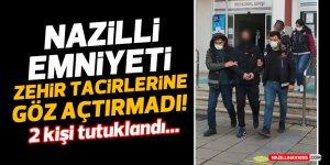 Polis zehir tacirlerine göz açtırmadı: 2 tutuklama