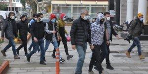 AYDIN'DA HIRSIZLAR ENSELENDİ! 7 GÖZALTI