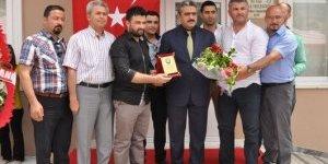 Nazilli Belediyesi, Arslanlı'da Spor Tesisi Açtı