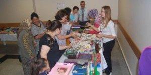 Nazilli Toplum Ruh Sağlığı Merkezi'nin Sergisi Açıldı
