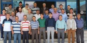 İncirliovalı Çiftçilerden Teke Yöresi Fuarına Çıkartma