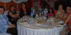 Efeler'de Gazeteci Melek Gürbüz'ün Mutlu Günü