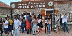 Konuşkan Fotoğraflar Aydın'da Sergilendi