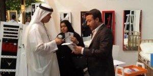 Dubaı Index 2015'te Aydınlı Firma Bysolvo'nun Ürünleri Görücüye Çıktı