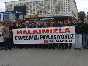 HALK EKMEK NAZİLLİ'DE